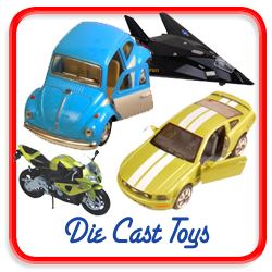 Die Cast Cars, Trucks, Planes